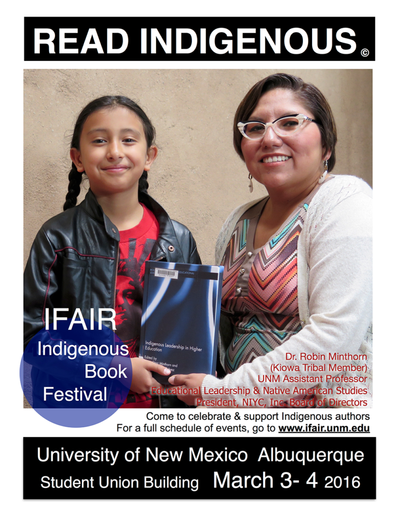 Read Indigenous  Photo Exhibit Collaboration With  IFAIR Indigenous Book Festival